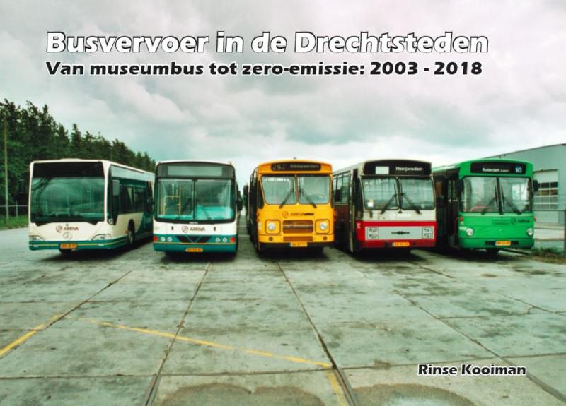 Busvervoer in de Drechtsteden