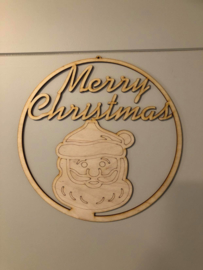 Kersthanger Kerstman