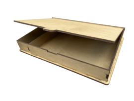 Foto Box Berkentriplex draaideksel beton grijs