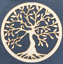 Levensboom Berkentriplex
