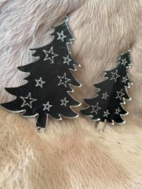 Kerstboom Hanger spiegel plexi