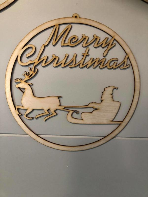Kersthanger slee