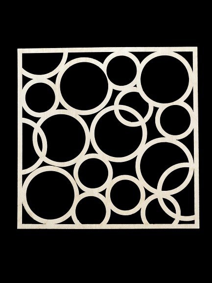 Circles berken triplex