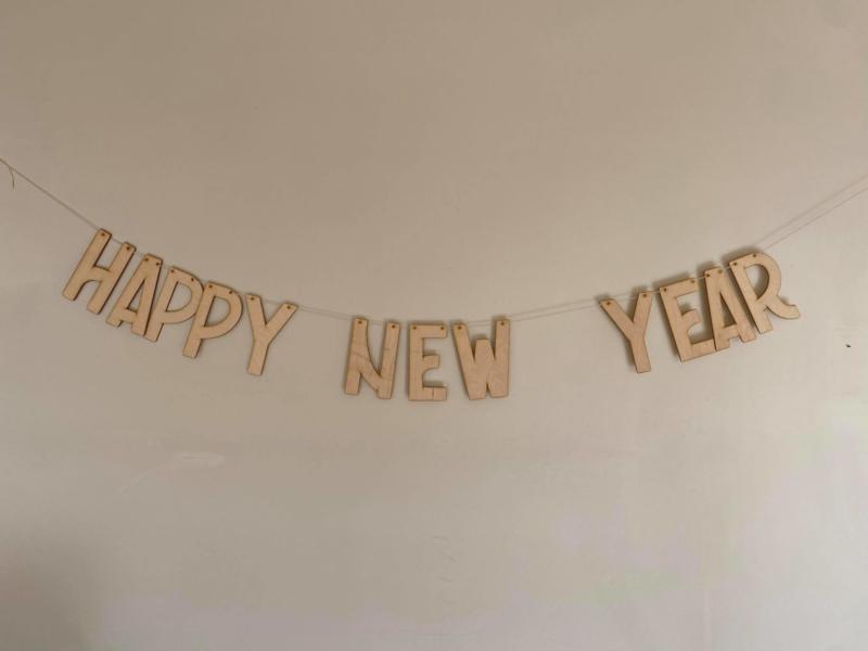 "Slinger "" Happy New Year"""