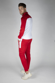 Rich 4 ever red white TP007