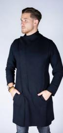 RYMN black vest/jacket classy JS013