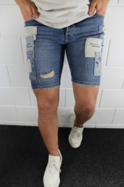 R8 short jeans stretch SJNS008