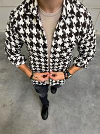 Houthakkers blouse Brownie design BLS035
