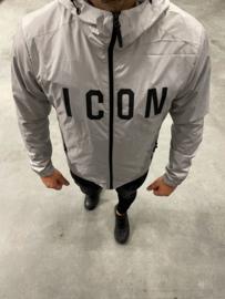 RYMN jacket Icon grijs zwart JS025