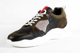 Mosc Kaki Shoe MSH002