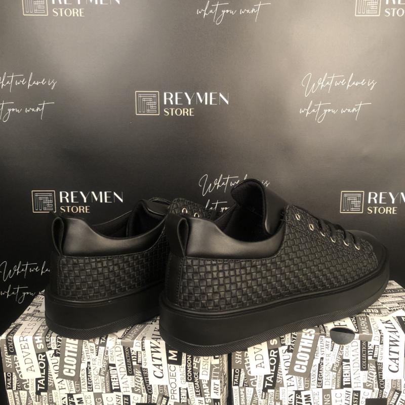 Reymen black shoes RSH001