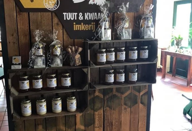 Tuut & Kwaak honing