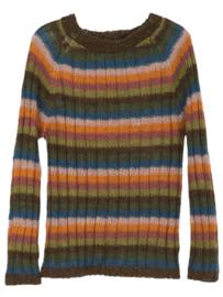 Alpaca Rainbow Sweater | Serendipity Organics