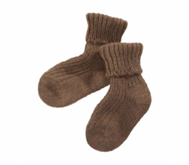 Sokjes van kamelenhaar | Hirsch