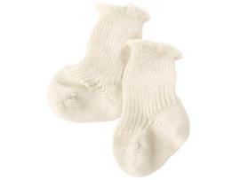 Wollen newborn sokjes | Grödo