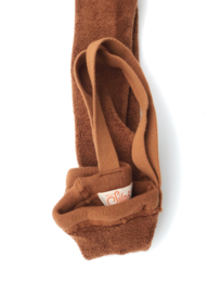SOLD OUT - Warmy tights, Cinnamon | Silly Silas