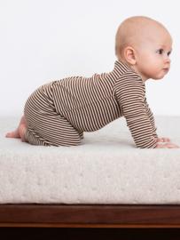Winterstripe baby legging | Serendipity Organics