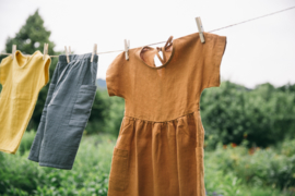 Matona biologische linnen jurkje | Matona