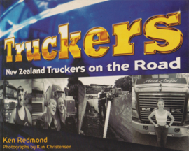 Truckers New Zeeland on the road