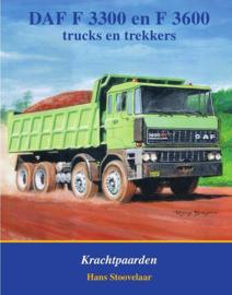 DAF F3300 en F3600 Trucks en Trekkers