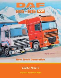 DAF 95 en 95 XF New Truck Generation - Dikke DAF's