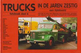 Trucks in de jaren 60 fotoboek deel 6