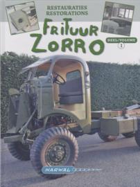 Frituur Zorro –  Restaurations Volume 1