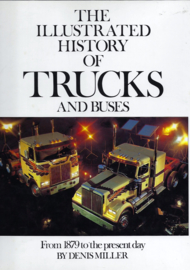 The Illustrated History of Trucks and buses.