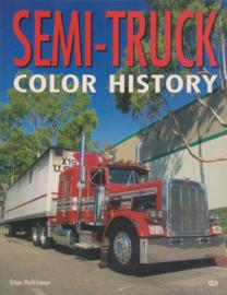 Semi-Truck Color history