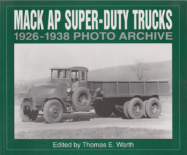MACK AP Super-duty trucks 1926-1938 photo archive