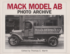 Mack model AB photo archive