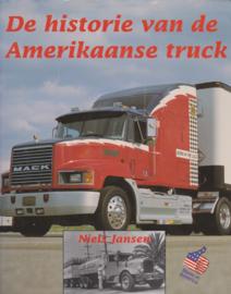 De historie van de Amerikaanse truck