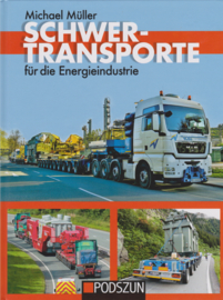 Schwer-transporte für die energieindustrie