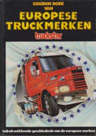 TRUCKSTAR-Het gouden boek van Europese Truckmerken