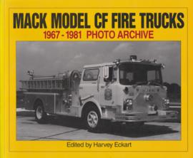 Mack model CF Fire Trucks 1967-1981 photo archive