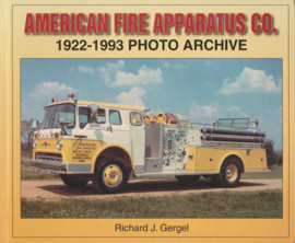B.American fire apparatus co. 1922-1993