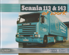 Scania 113 and 143 at Work