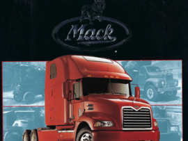 MACK DRIVEN FOR A CENTURY