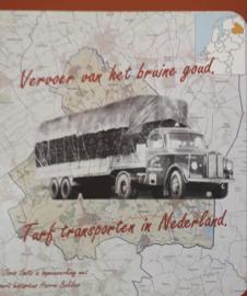 Vervoer van het bruine Goud