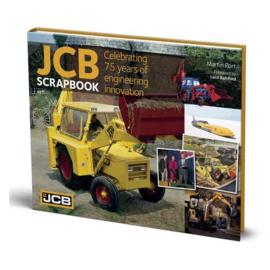 JCB Scrapbook 75 Years of inovation.