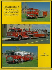 B.  The Apparatus of the Jersey city  fire department
