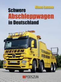 Schwere Abschleppwagen in Duitsland