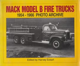 Mack model B Fire Trucks 1954-1966 photo archive
