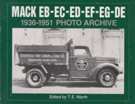 Mack EB- EC- ED- EF- EG- DE 1936-1951 photo archive