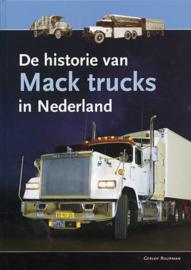 De historie van Mack trucks in Nederland