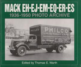 Mack EH- EJ EM- EQ- ER- ES 1936-1950 photo archive