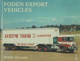 Foden Export Vehicles