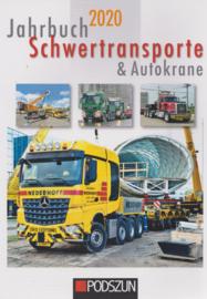 Jarbuch lastwagen 2020 autokrane