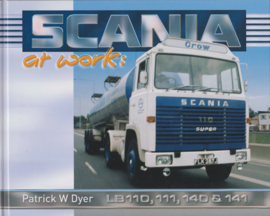 Scania at Work LB110,111,140 & 141
