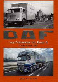DAF van 7 streper tot Euro 6